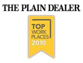 Plain Dealer Top Workplace 2010