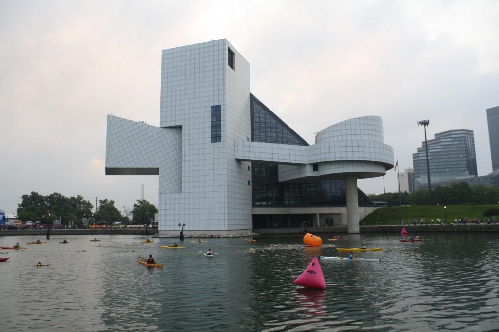 Swim Rock Hall