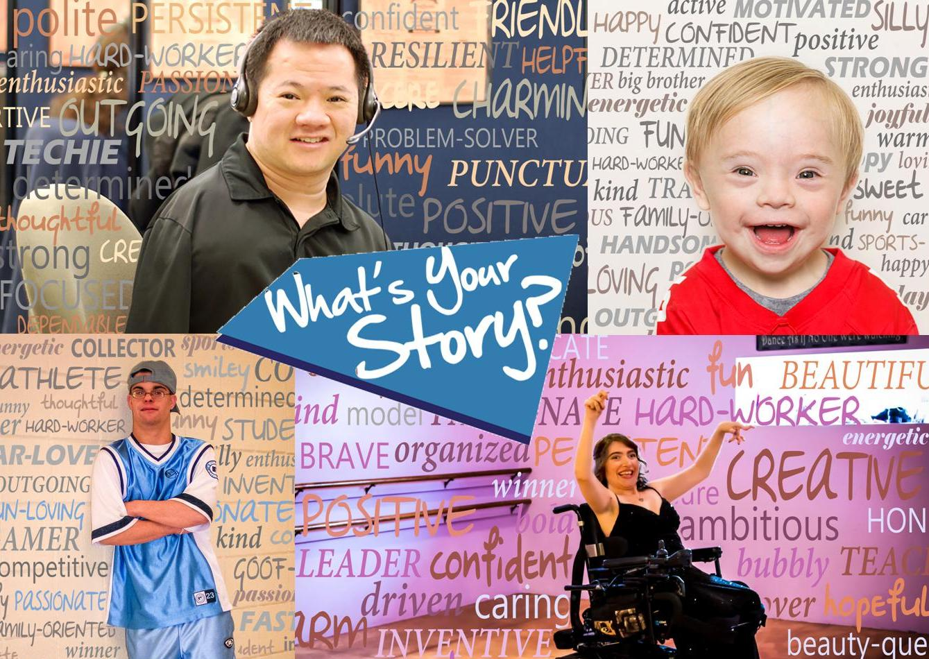 More With Developmental Disabilities >> What S Your Story National Developmental Disabilities Awareness